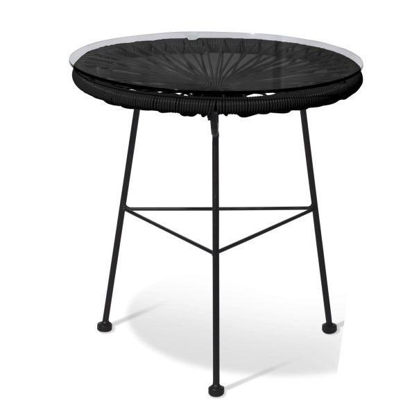 Side Table Acapulco | Black