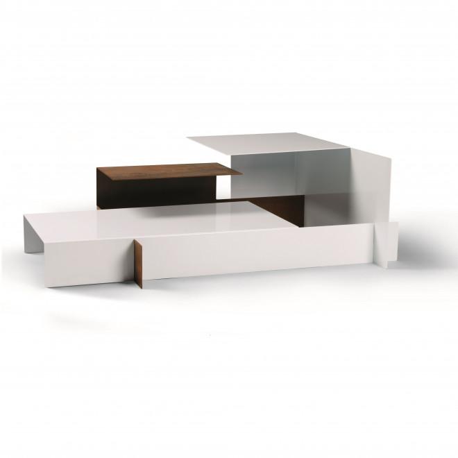 Metropolitan coffee table