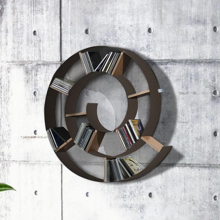 Wall Shelf Chiocciola | Dark Grey