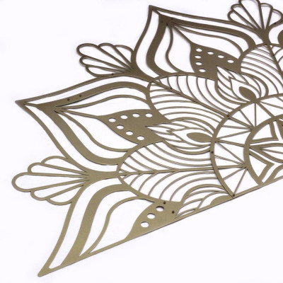 Sutra Wanddekoration   Gold