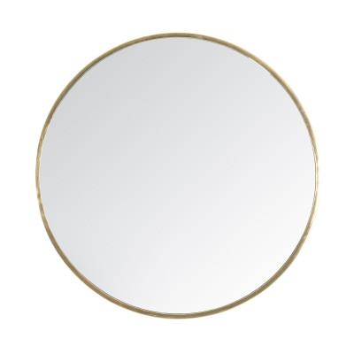 Runder Spiegel 71 cm Tivoli | Gold