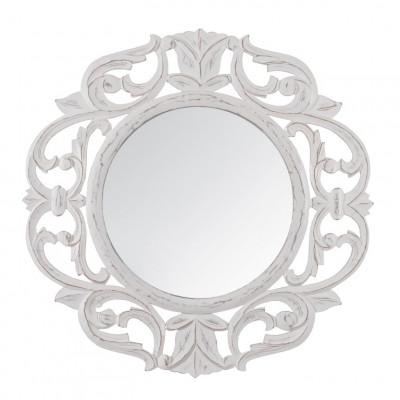 Spiegel Alba | Weiß