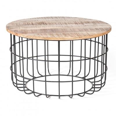 Couchtisch Auxon Cage