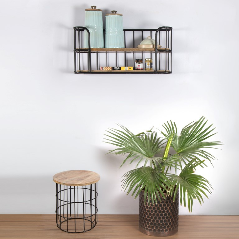 Side Table Auxon Cage
