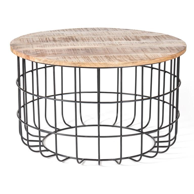Table Basse Auxon Cage