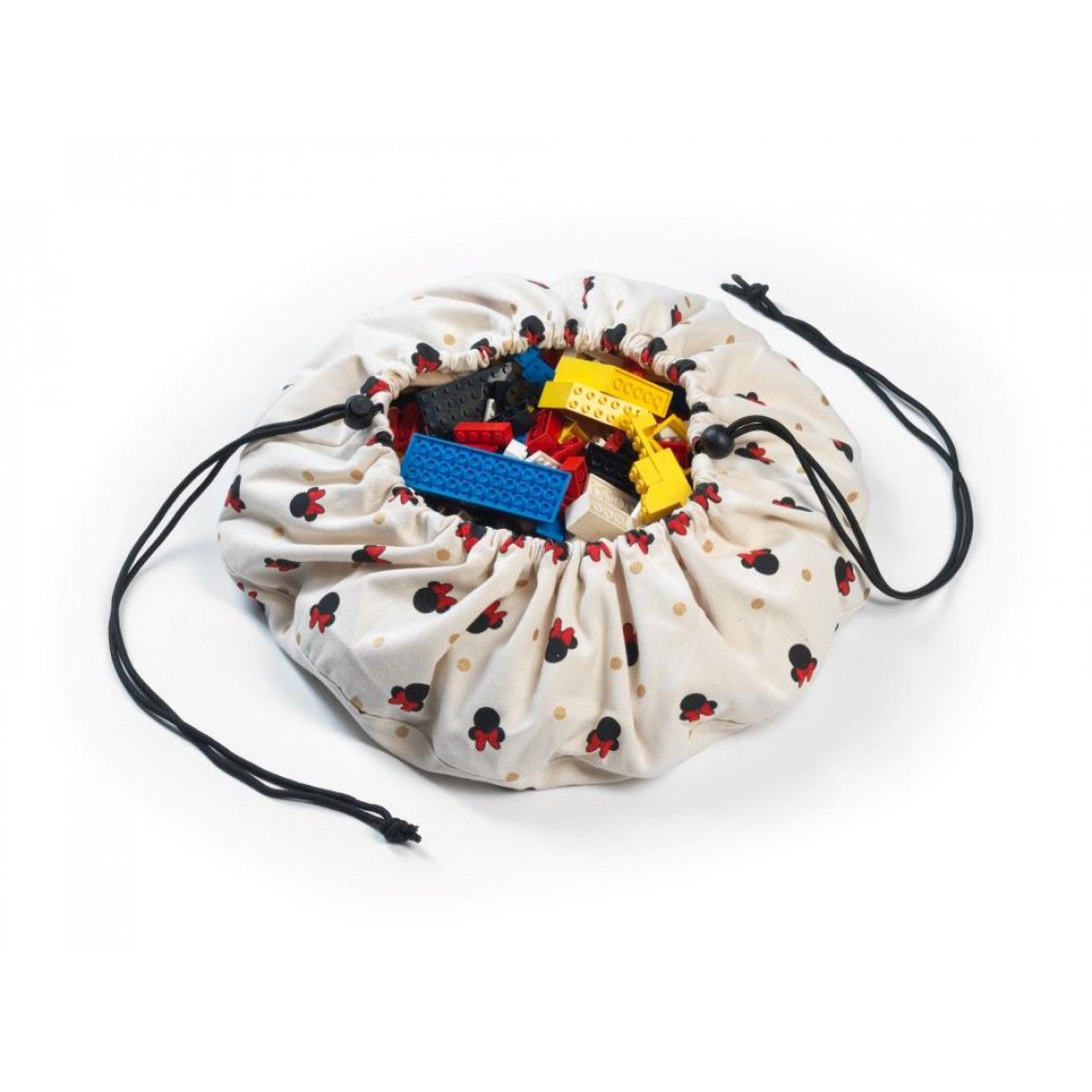 Mini-Spielzeug-Aufbewahrungstasche | Minnie