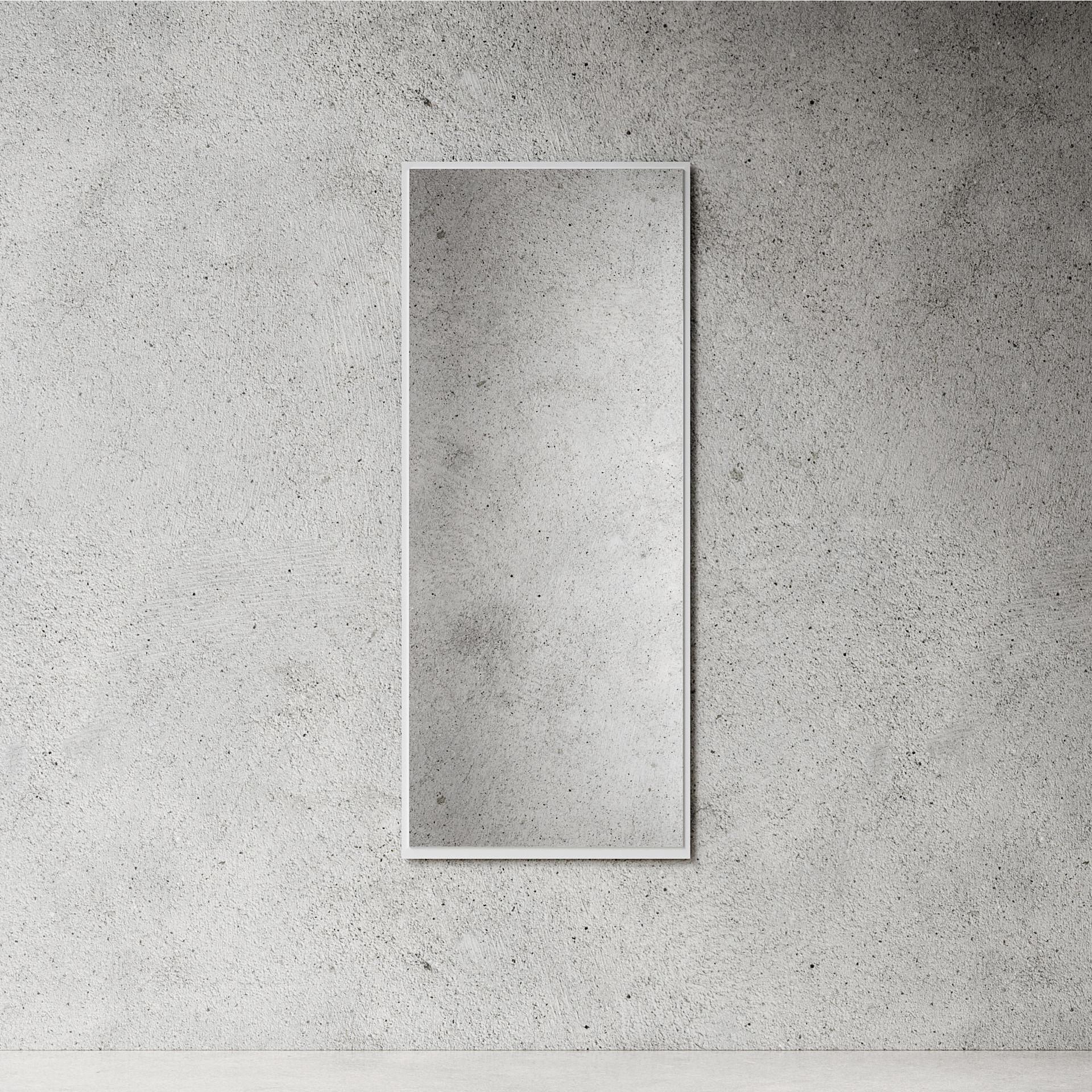 Spiegel Groß 145 x 60 cm | Weiß