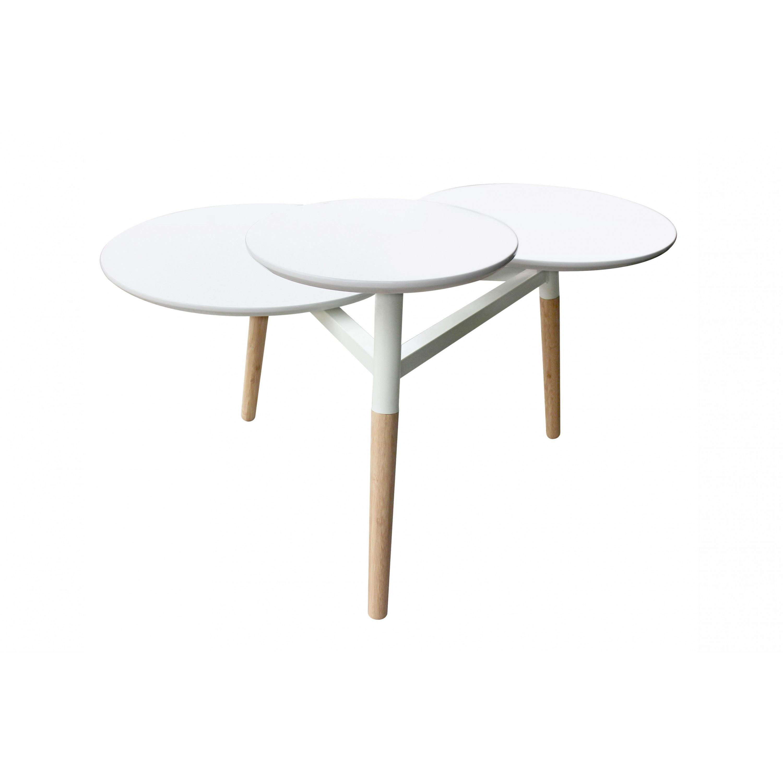 Side Table Milton | White