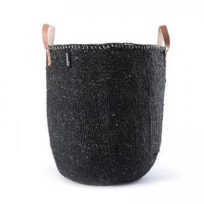 1411N KIONDO basket M - leather straps