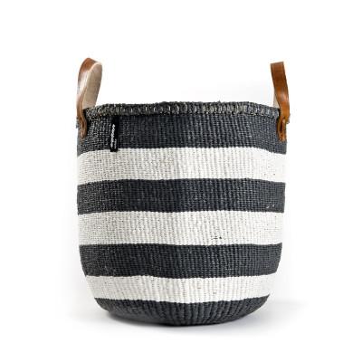 1421N KIONDO basket M - leather straps