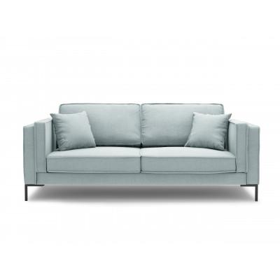 2-Sitzer Sofa Attilio | Hellgrau