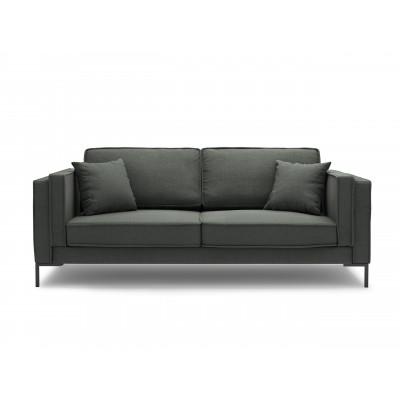 2-Sitzer Sofa Attilio | Dunkelgrau