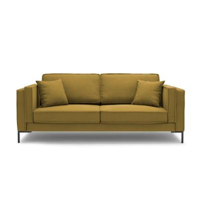 2-Sitzer Sofa Attilio | Gelb