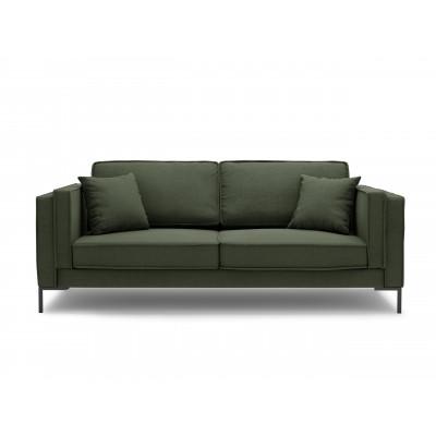 3-Sitzer Sofa Attilio | Flaschengrün