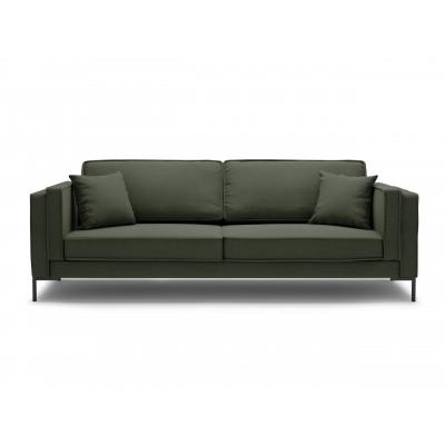 4-Sitzer Sofa Attilio | Flaschengrün