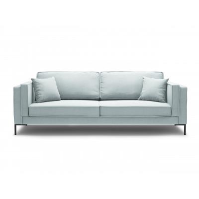 4-Sitzer Sofa Attilio | Hellgrau