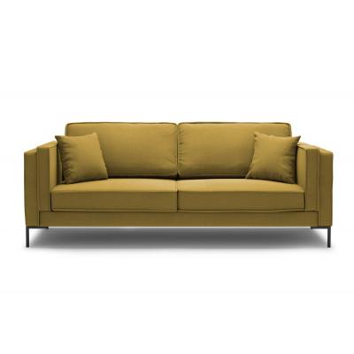 4-Sitzer Sofa Attilio | Gelb