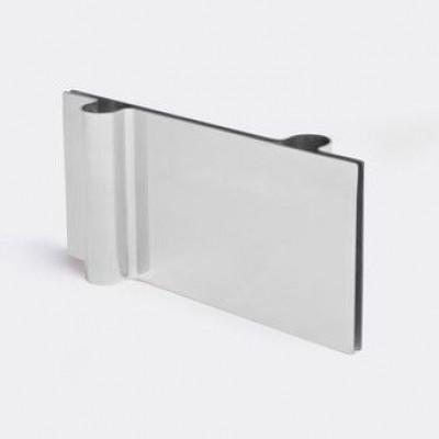 Folio Candleholder | Inox