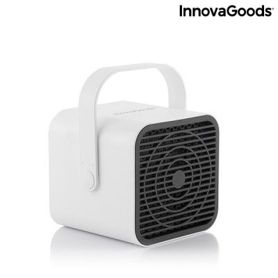 Tragbarer elektrischer Heizer HeatCube | Weiß