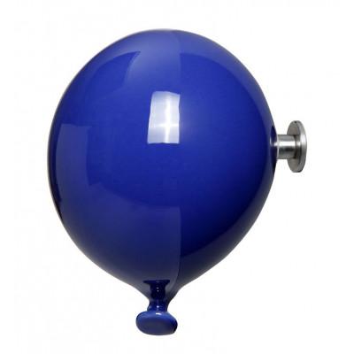 Mini-Ballon-Garderobenhaken | Blau
