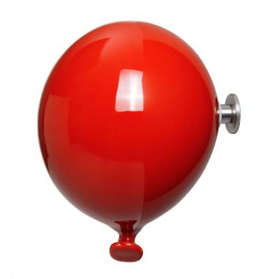 Mini-Ballon-Garderobenhaken | Rot