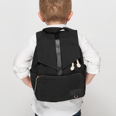 Mini-Ransel Kids Backpack | Black