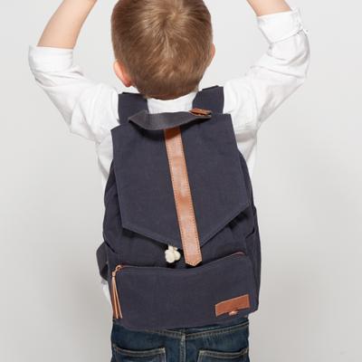 Mini-Ransel Kids Backpack | Blue