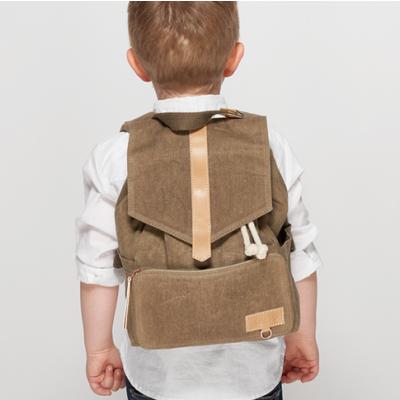 Mini-Ransel Kids Backpack | Beige