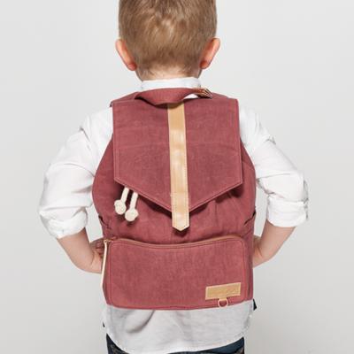 Mini-Ransel Kids Backpack | Marsala
