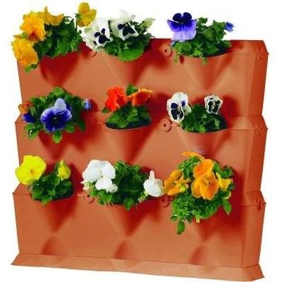 Minigarden Set Terracotta