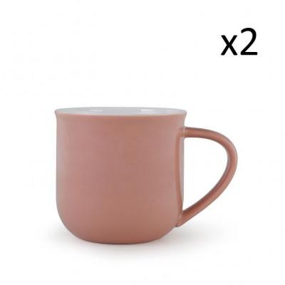 Teetasse Minima-Balance | 2er-Set | Rosa