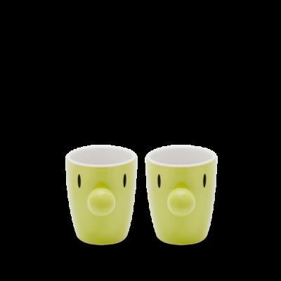 Mini-Becher Satz/2 | Limette