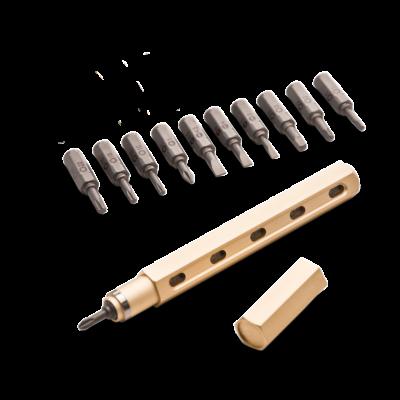 Tool Pen | Premium Edition Champagne Gold
