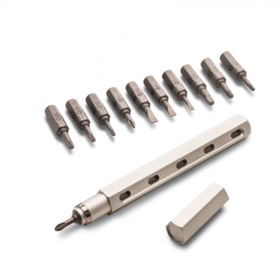 Tool Pen | Premium Edition Snow Silver