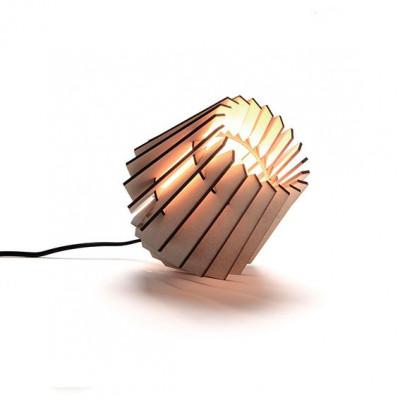 Tischlampe Mini-spot| Natürlich