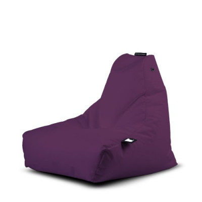 Sitzsack Mini-B Kids | Violett