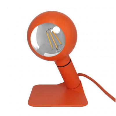 Tischlampe Iride   Orange