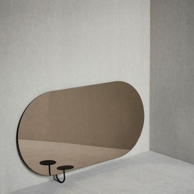 Miró Miró-Spiegel   Oval Horizontal   Bronze
