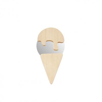 Wall Mirror   Ice Cream Cone