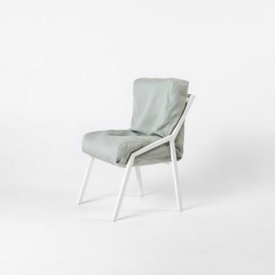 Misfit Chair Fester Rahmen | Grün