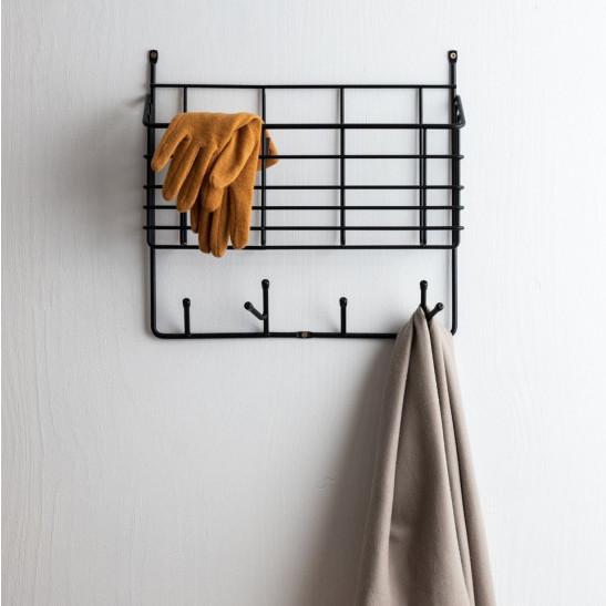 Mitten Shelf Small | Black