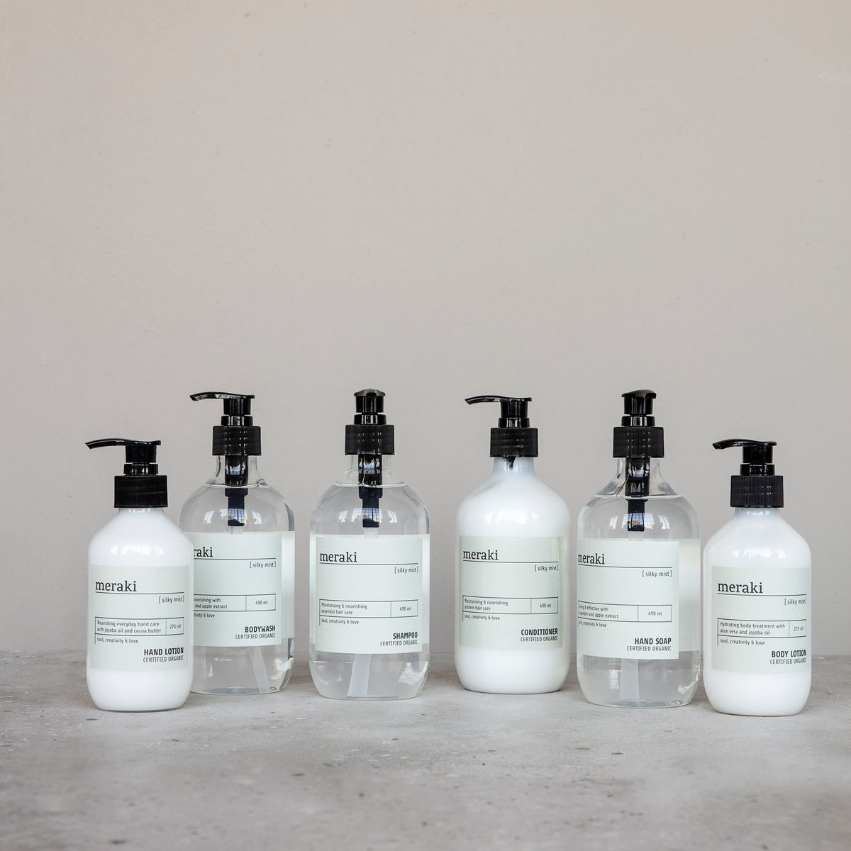 Hand Soap | Silky Mist