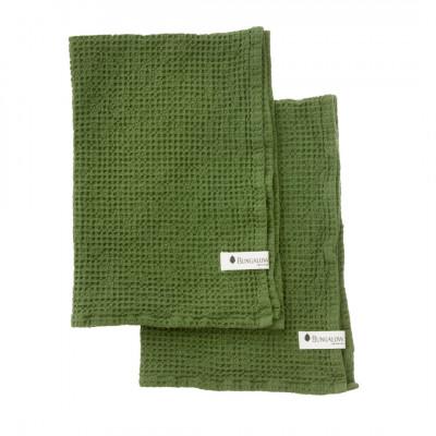 2er-Set Handtuch Waffly   Forrest