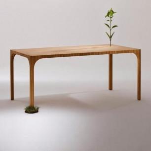 Esstisch aus Barewood | Amerikanischer Nussbaum