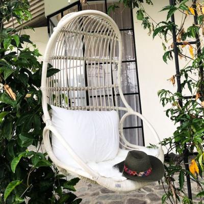 Hängender Stuhl Eris | Sahne