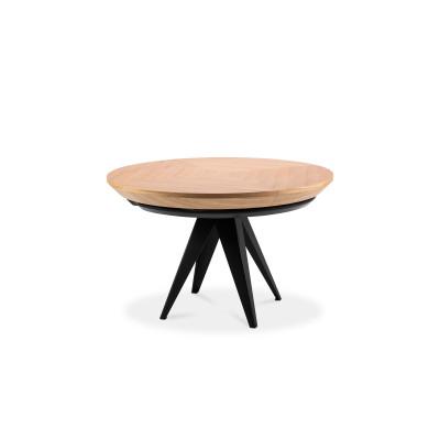 Ausziehbarer Tisch Magnus | Eiche furniert