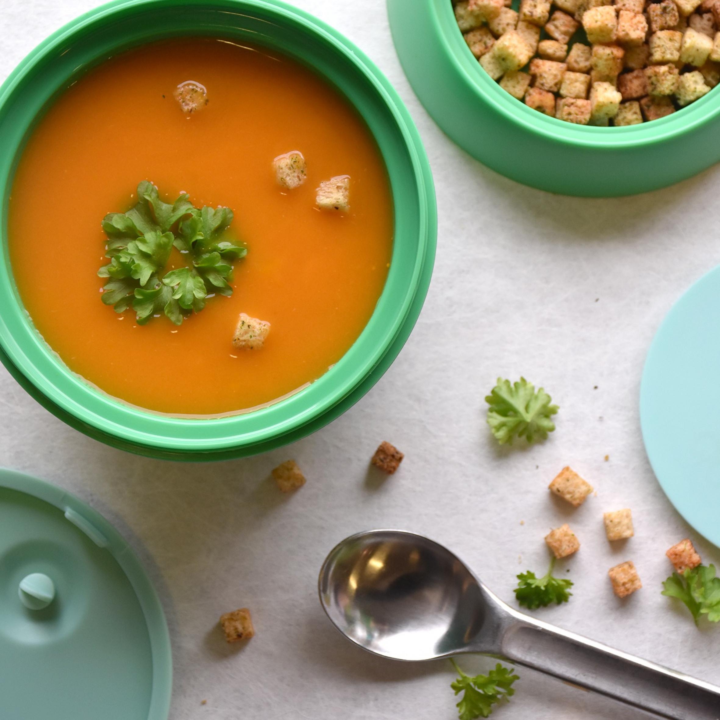 Mittagsschale | Grün