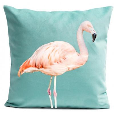 Kissenbezug Flamingo Rosa