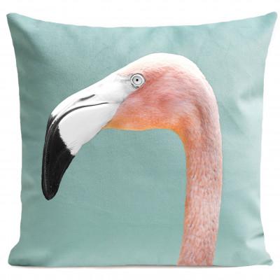 Kissenbezug Mr. Flamingo