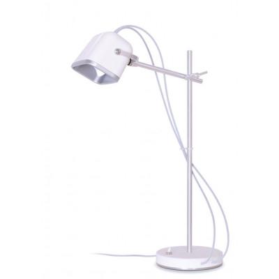 MOB Lamp | Mat White